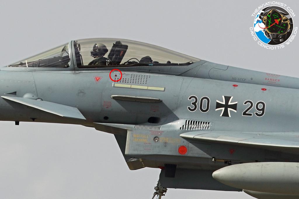 Cleaning up Red Flag Alaska F-22 vs Typhoon debate « Defense Issues