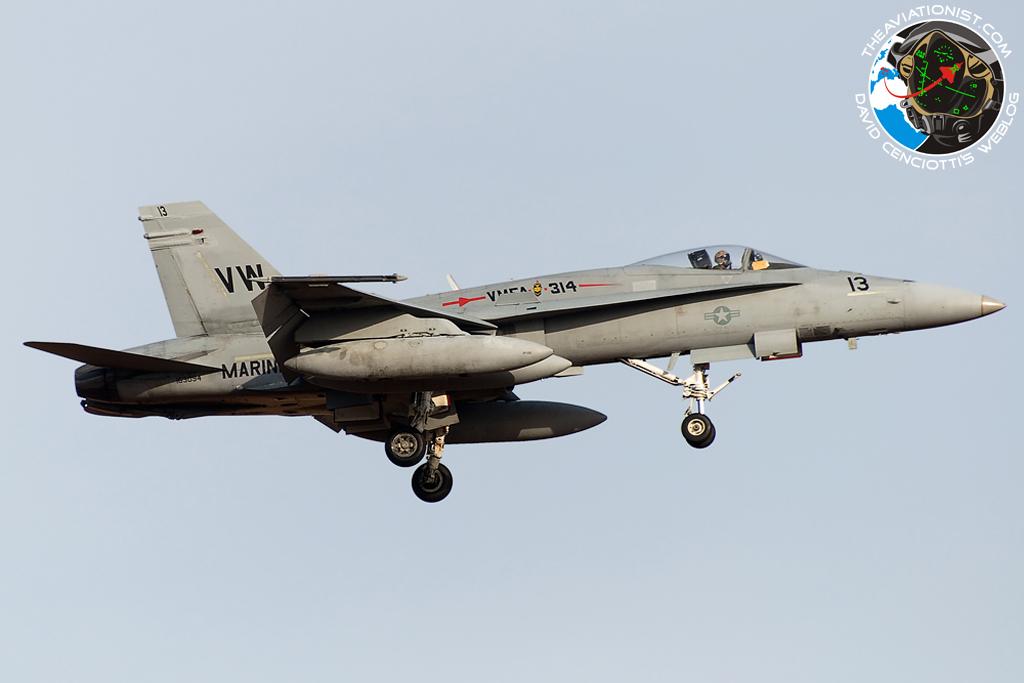 the aviationist 187 us marine corps fa18a hornet jets