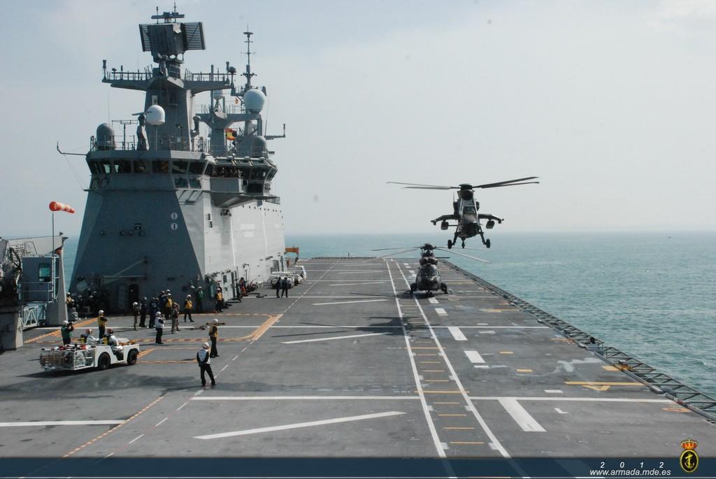 Australian Aircraft Carrier Details